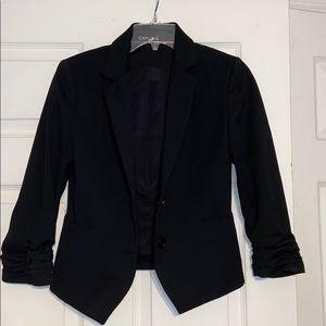 Express fitted feminine blazer